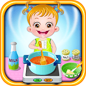 Baby Hazel: Kitchen Time иконка
