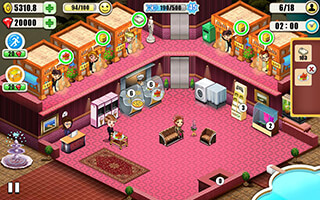 Resort Tycoon скриншот 2