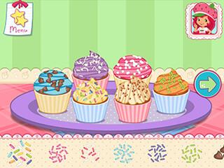 Strawberry Shortcake: Bake Shop скриншот 3