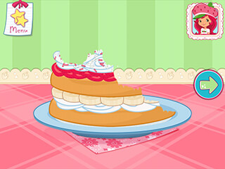 Strawberry Shortcake: Bake Shop скриншот 4