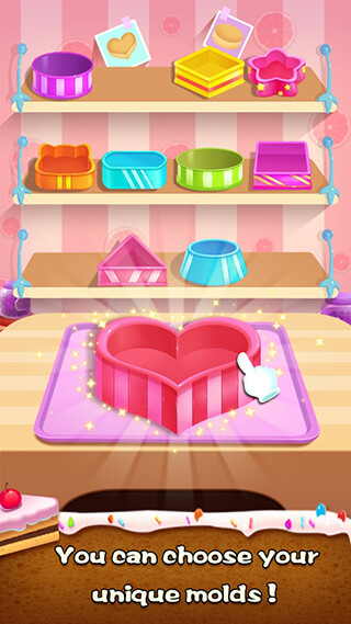 Cake Master скриншот 3