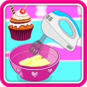 Bake Cupcakes: Cooking Games иконка