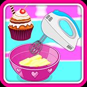 Bake Cupcakes: Cooking Games иконка