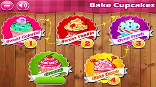 Bake Cupcakes: Cooking Games скриншот 1