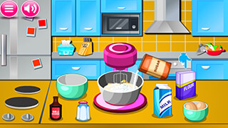 Bake Cupcakes: Cooking Games скриншот 3
