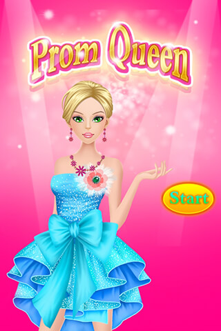 Prom Spa Salon: Girls Games скриншот 1