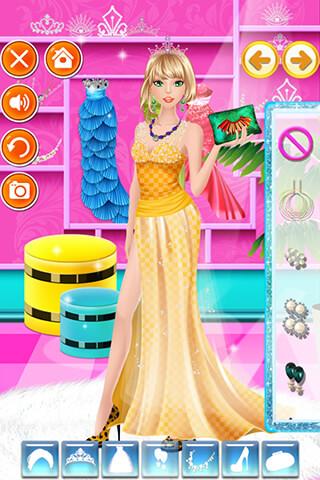 Prom Spa Salon: Girls Games скриншот 4