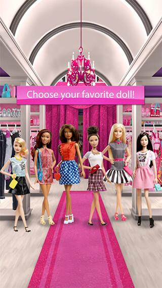 Barbie: Fashionistas скриншот 1