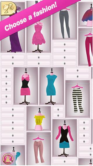 Barbie: Fashionistas скриншот 2