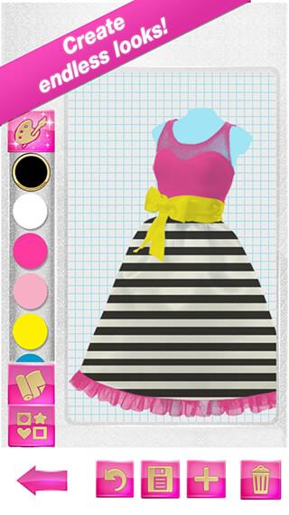 Barbie: Fashionistas скриншот 3