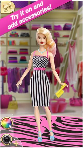 Barbie: Fashionistas скриншот 4