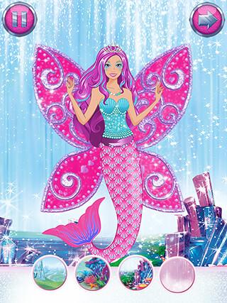 Barbie Magical Fashion скриншот 4