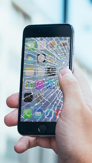 Broken Screen: Prank скриншот 1