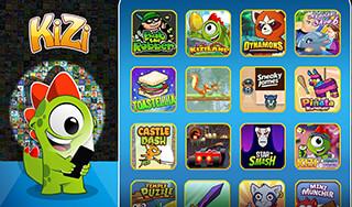 Kizi Fun Games скриншот 1