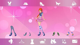 Winx: Party скриншот 3
