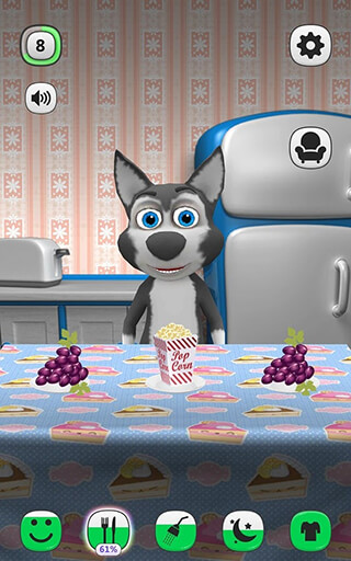 My Talking Dog: Virtual Pet скриншот 3
