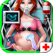 Pregnant Emergency Doctor иконка
