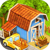 Farm Town: Happy City Day Story иконка