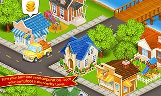 Farm Town: Happy City Day Story скриншот 3