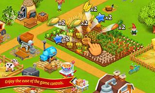 Farm Town: Happy City Day Story скриншот 4