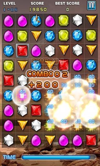 Jewels Star скриншот 2