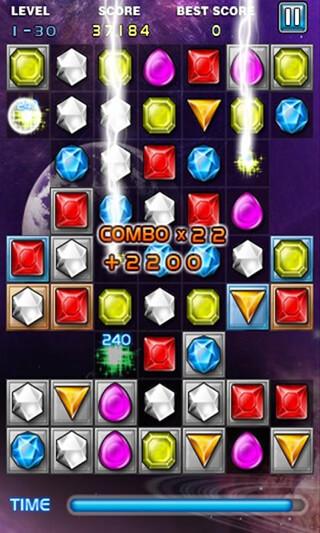 Jewels Star скриншот 4