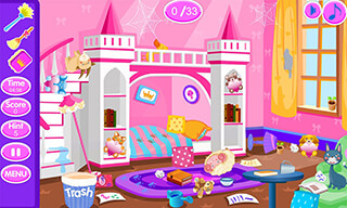 Princess Room Cleanup скриншот 1