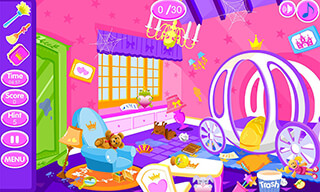 Princess Room Cleanup скриншот 2