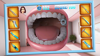 Virtual Dentist Surgery скриншот 1
