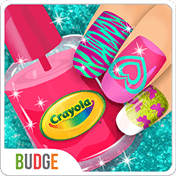 Crayola Nail Party: Nail Salon иконка