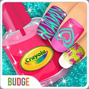Crayola Nail Party: Nail Salon иконка