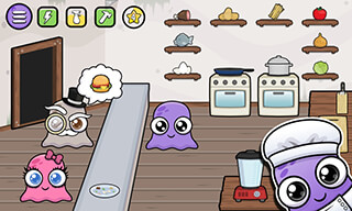 Moy: Restaurant Chef скриншот 1