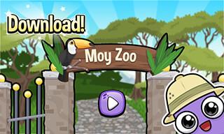 Moy: Zoo скриншот 1