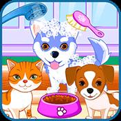 Puppy and Kitty Salon иконка