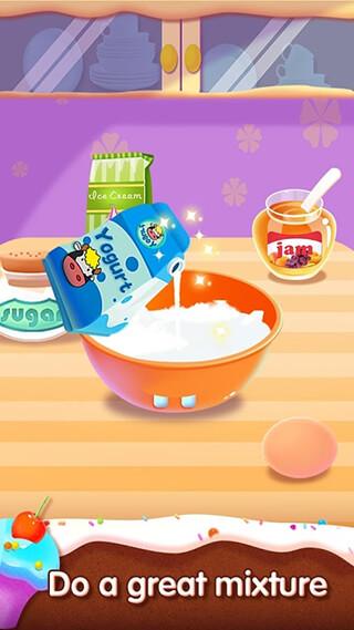 Ice Cream Master: Food Maker скриншот 1