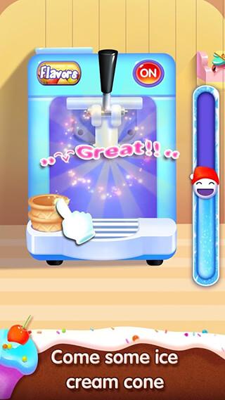 Ice Cream Master: Food Maker скриншот 2