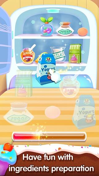 Ice Cream Master: Food Maker скриншот 3