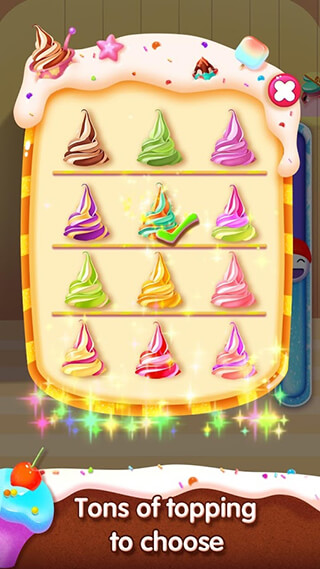 Ice Cream Master: Food Maker скриншот 4