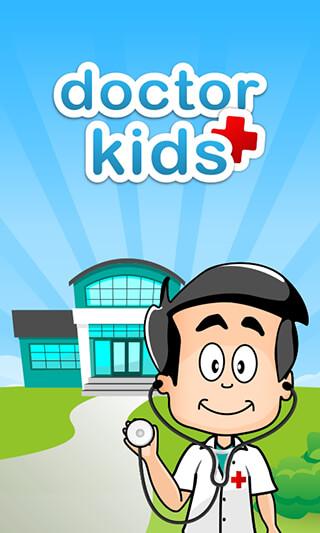 Doctor Kids скриншот 1