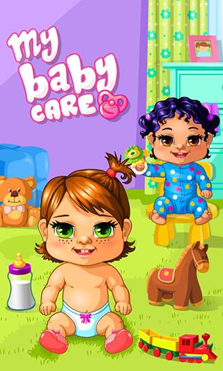 My Baby Care скриншот 1