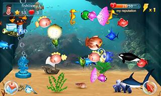 Fish Live скриншот 1