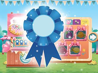 Strawberry Shortcake: Food Fair скриншот 3