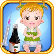 Baby Hazel: Stomach Care иконка