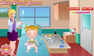 Baby Hazel: Stomach Care скриншот 2