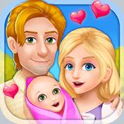 Newborn Baby Story иконка