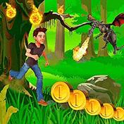 Jungle Castle Run иконка