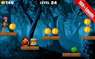 Jungle Castle Run скриншот 1