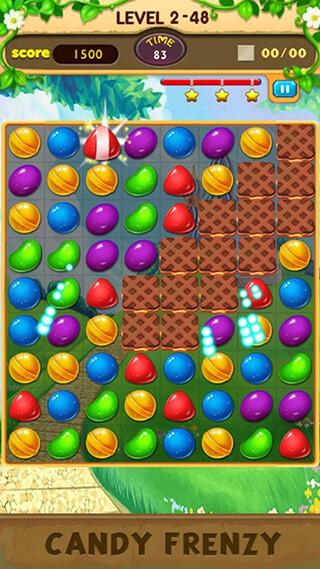 Candy Frenzy скриншот 3