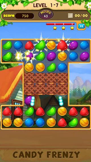 Candy Frenzy скриншот 4