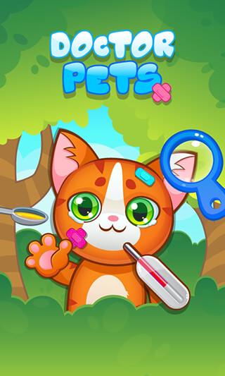 Doctor Pets скриншот 1
